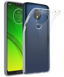 Motorola Moto G7 Power TPU Hoesje Transparant
