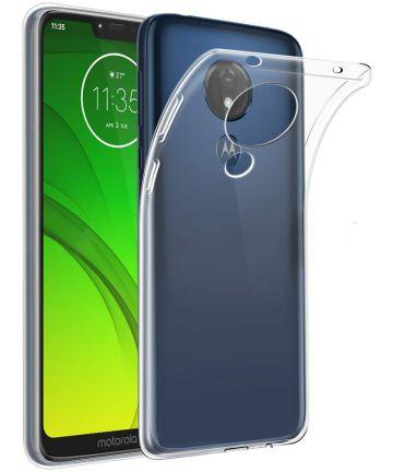 Motorola Moto G7 Power TPU Hoesje Transparant Hoesjes