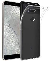 Google Pixel 3A XL Hoesje Dun TPU Transparant