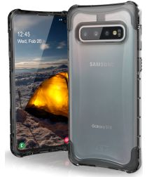 Urban Armor Gear Plyo Hoesje Samsung Galaxy S10 Ice
