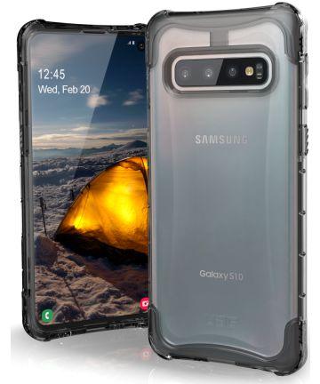 Urban Armor Gear Plyo Hoesje Samsung Galaxy S10 Ice Hoesjes