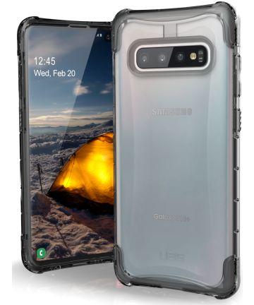 Urban Armor Gear Plyo Hoesje Samsung Galaxy S10 Plus Ice Hoesjes