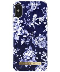 iDeal of Sweden iPhone XS / X Fashion Hoesje Sailor Bloom