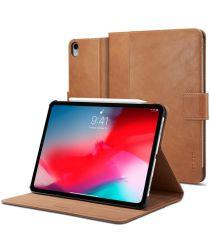 Spigen Stand Folio Apple iPad Pro 11 Hoes Bruin
