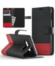Ringke Wallet Samsung Galaxy S10 Book Case Zwart