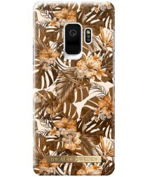 iDeal of Sweden Samsung Galaxy S9 Fashion Hoesje Autumn Forest