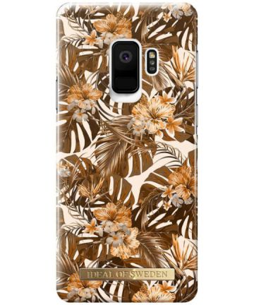 iDeal of Sweden Samsung Galaxy S9 Fashion Hoesje Autumn Forest Hoesjes