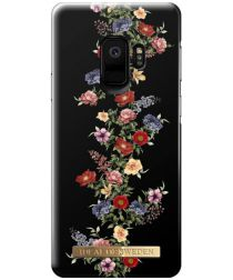 iDeal of Sweden Samsung Galaxy S9 Fashion Hoesje Dark Foral