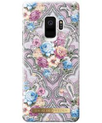 iDeal of Sweden Samsung Galaxy S9 Fashion Hoesje Romantic Paisley