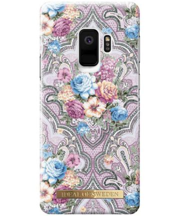 iDeal of Sweden Samsung Galaxy S9 Fashion Hoesje Romantic Paisley Hoesjes