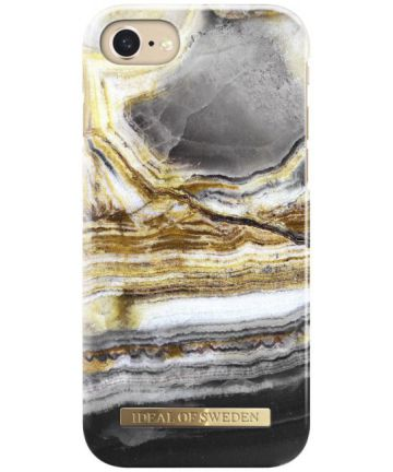iDeal of Sweden iPhone 8 / 7 / 6(s) Fashion Hoesje Outer Space Agate Hoesjes