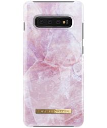 iDeal of Sweden Samsung Galaxy S10 Plus Fashion Hoesje Pilion Pink
