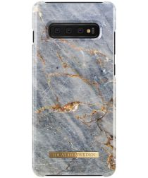 iDeal of Sweden Samsung Galaxy S10 Plus Fashion Hoesje Royal Grey