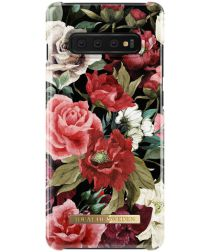 iDeal of Sweden Samsung Galaxy S10 Plus Fashion Hoesje Antique Roses