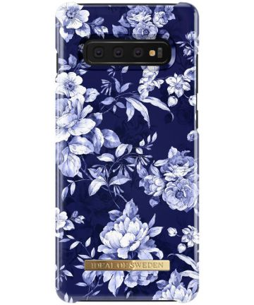 iDeal of Sweden Samsung Galaxy S10 Plus Fashion Hoesje Sailor Bloom