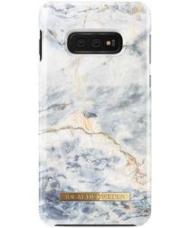 iDeal of Sweden Samsung Galaxy S10E Fashion Hoesje Ocean Marble