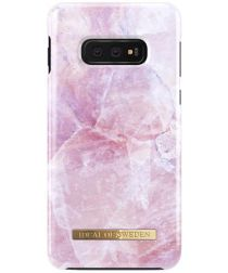 iDeal of Sweden Samsung Galaxy S10E Fashion Hoesje Pilion Pink Marble