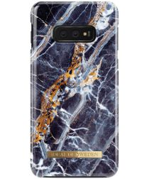 iDeal of Sweden Samsung Galaxy S10E Fashion Hoesje Midnight Blue