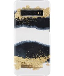 iDeal of Sweden Samsung Galaxy S10 Plus Fashion Hoesje Licorice