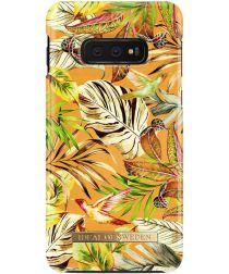 iDeal of Sweden Samsung Galaxy S10E Fashion Hoesje Mango Jungle