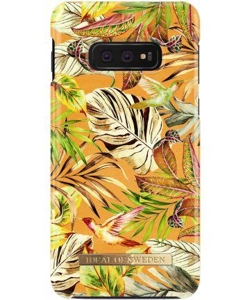 iDeal of Sweden Samsung Galaxy S10E Fashion Hoesje Mango Jungle Hoesjes