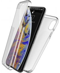 Raptic 360x Apple iPhone XS/X hoesje transparant