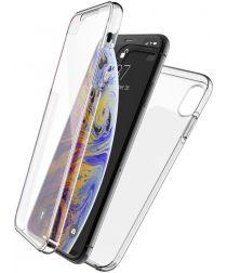 Raptic 360x Apple iPhone XS Max hoesje transparant