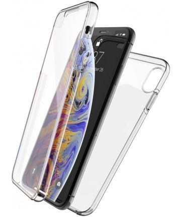 Raptic 360x Apple iPhone XS Max hoesje transparant Hoesjes