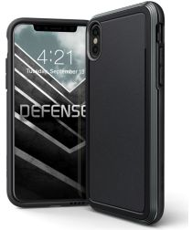Defense Ultra Hoesje Apple iPhone XS / X Zwart