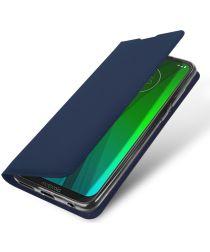 Dux Ducis Premium Book Case Motorola Moto G7 / G7 Plus Hoesje Blauw
