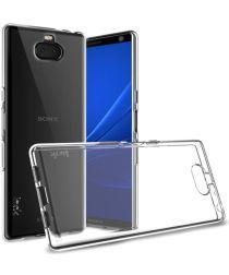 Sony Xperia 10 Plus TPU Hoesje Transparant