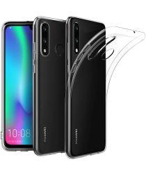 Huawei P30 Lite Hoesje Dun TPU Transparant