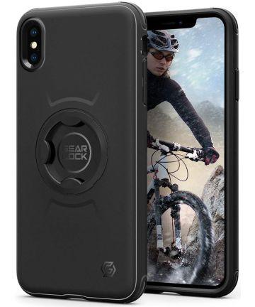 Spigen Gearlock Fiets Houder Hoesje Apple iPhone XS Max Hoesjes