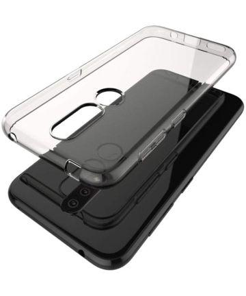 Nokia 4.2 Hoesje Dun TPU Transparant Hoesjes