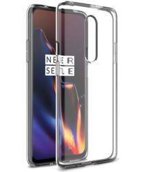 OnePlus 7 Transparant TPU Hoesje