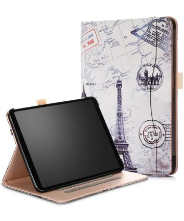 Apple iPad Pro 11 (2018) Hoes met Post Print Hoesjes