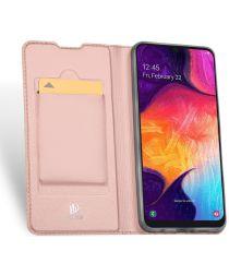Dux Ducis Skin Pro Series Samsung Galaxy A50 Book Case Hoesje Roze