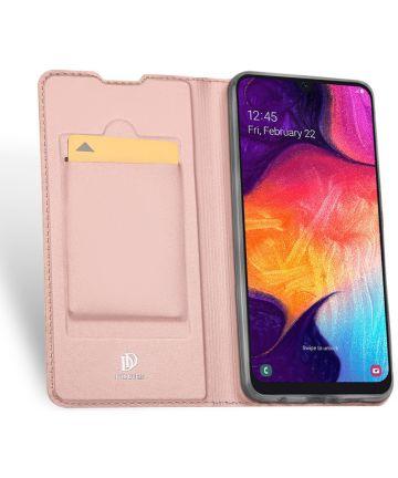 Dux Ducis Skin Pro Series Samsung Galaxy A50 Hoesje Roze