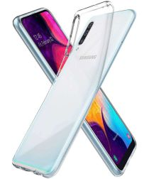 Spigen Liquid Crystal Samsung Galaxy A50 Hoesje Transparant