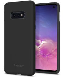 Spigen Samsung Galaxy S10E Case Silicone Fit Black
