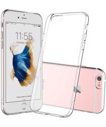 Apple iPhone 6(S) Plus Hoesje Dun TPU Transparant