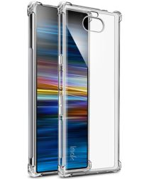 Sony Xperia 10 Plus IMAK Hardcase Hoesje Transparant