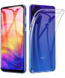 Xiaomi Redmi Note 7 Transparant TPU Hoesje