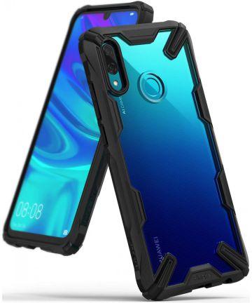 Ringke Fusion X Huawei P Smart 2019 Hoesje Zwart