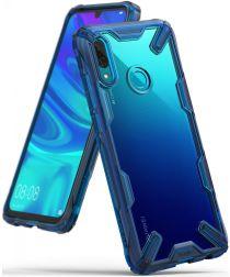 Ringke Fusion Huawei P Smart 2019 Hoesje Blauw