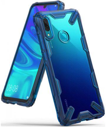 Ringke Fusion Huawei P Smart 2019 Hoesje Blauw Hoesjes