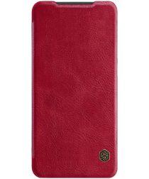 Nillkin Qin Series Flip Hoesje Xiaomi Mi 9 Rood