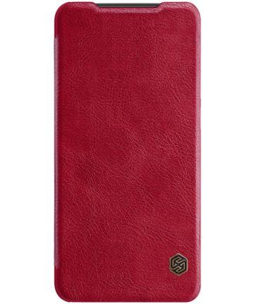 Nillkin Qin Series Flip Hoesje Xiaomi Mi 9 Rood Hoesjes