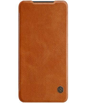 Nillkin Qin Series Flip Hoesje Xiaomi Mi 9 Bruin Hoesjes