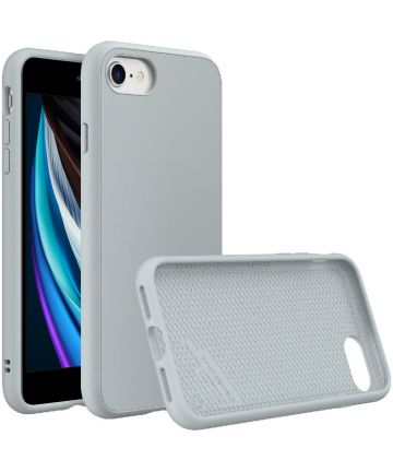 RhinoShield SolidSuit iPhone SE 2020 Hoesje Classic Grijs Hoesjes